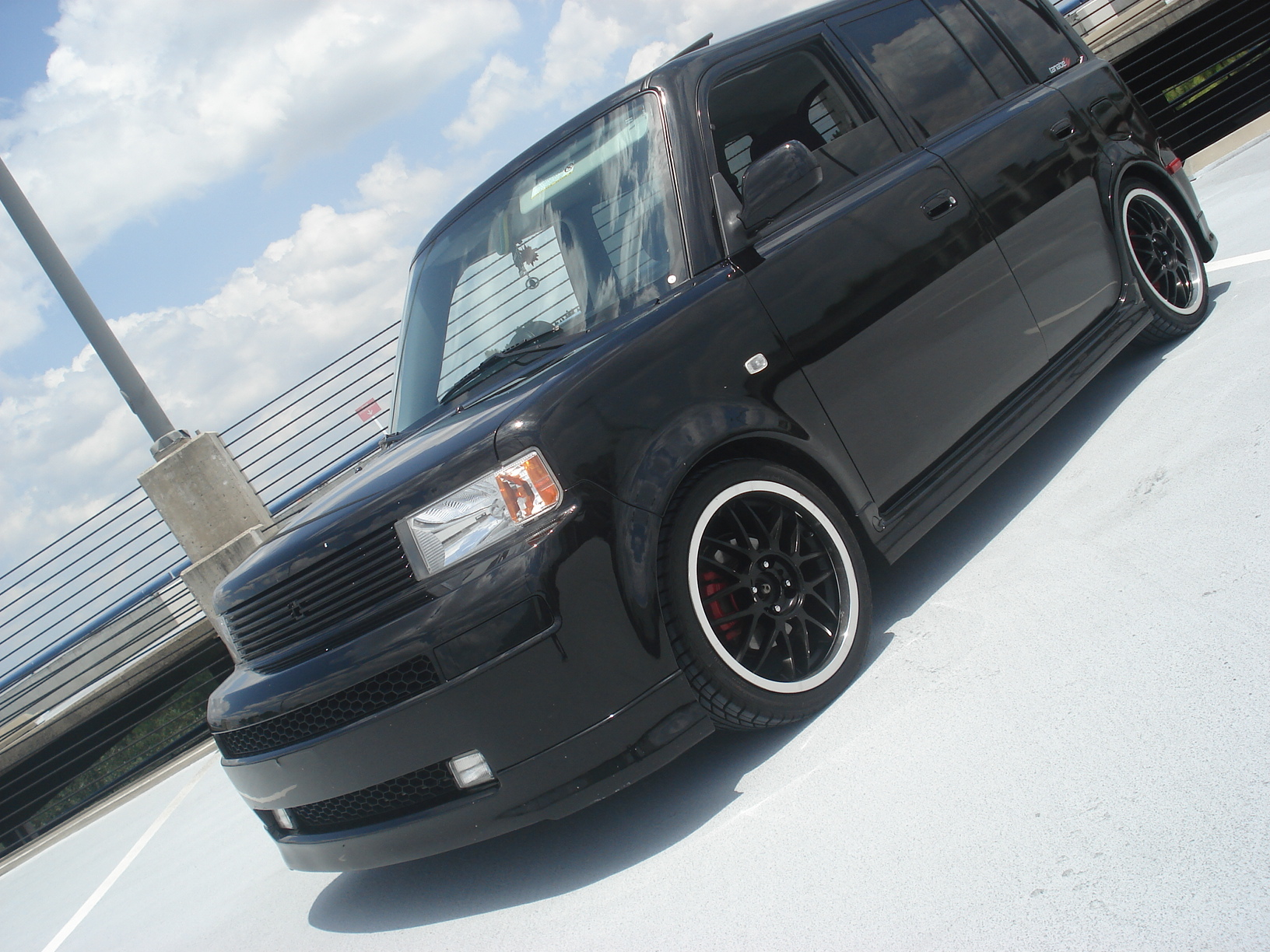 2005  Scion xB  picture, mods, upgrades