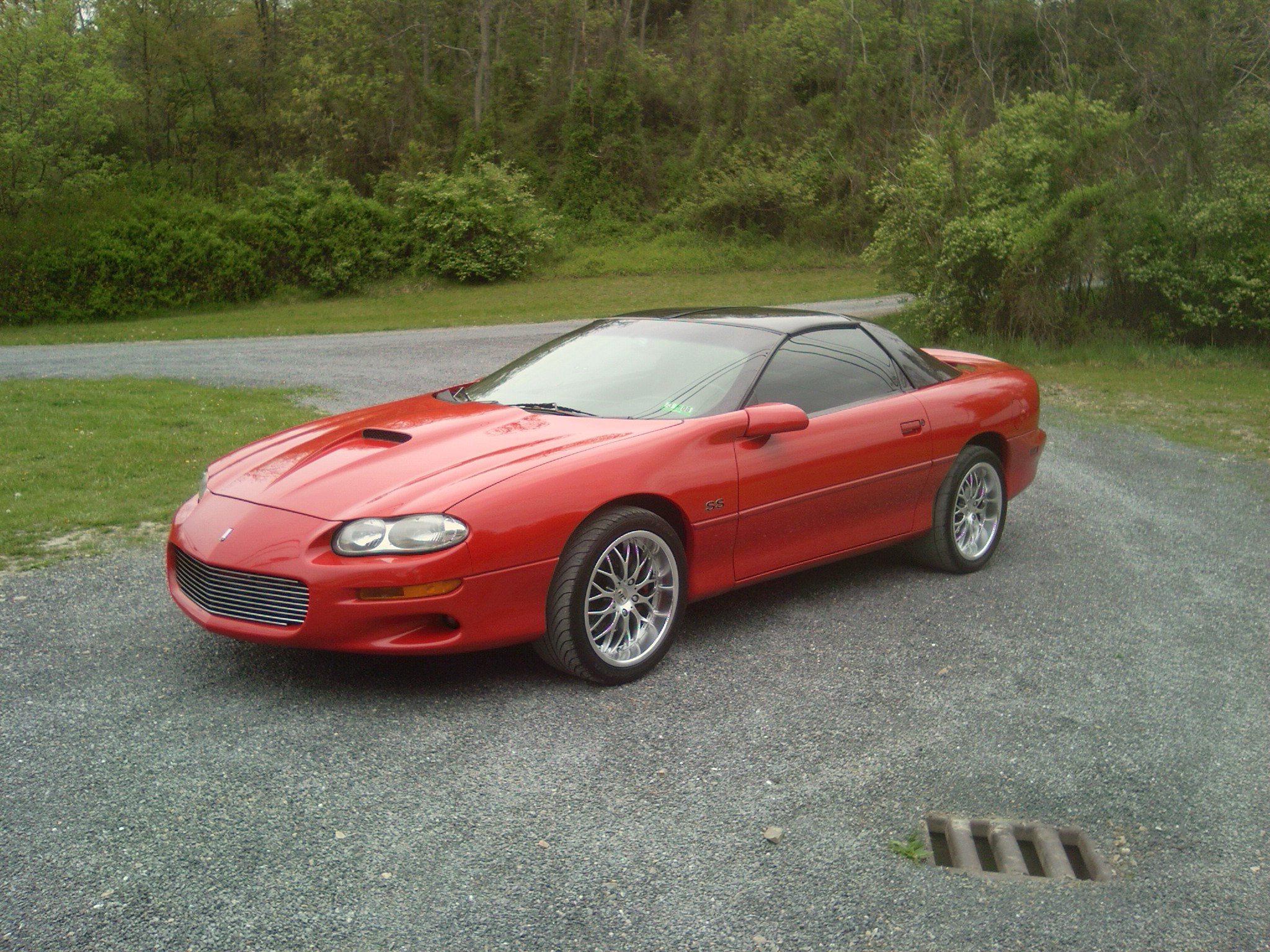 2000 chevrolet camaro ss 1 4 mile trap speeds 0 60. Black Bedroom Furniture Sets. Home Design Ideas