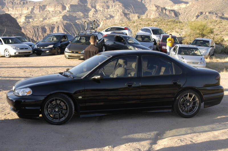 2000 Ford Contour SVT Picture Mods Upgrades