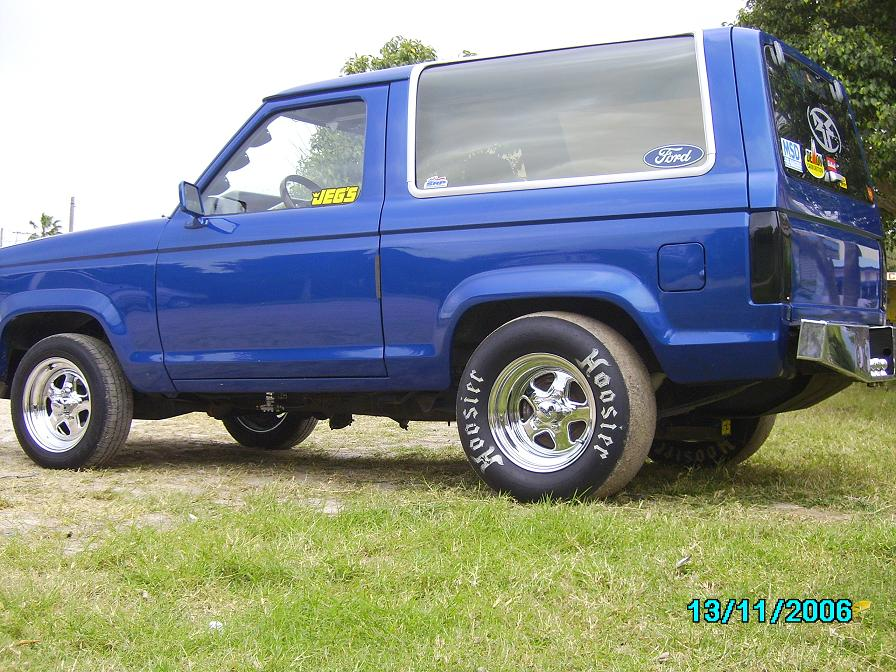 1984  Ford Bronco II  picture, mods, upgrades