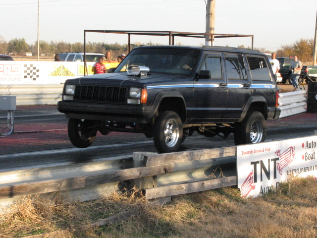 1994 Jeep Cherokee 4.0 straight 6