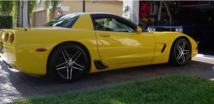 2003  Chevrolet Corvette Z06 MTI 402 Stroker picture, mods, upgrades