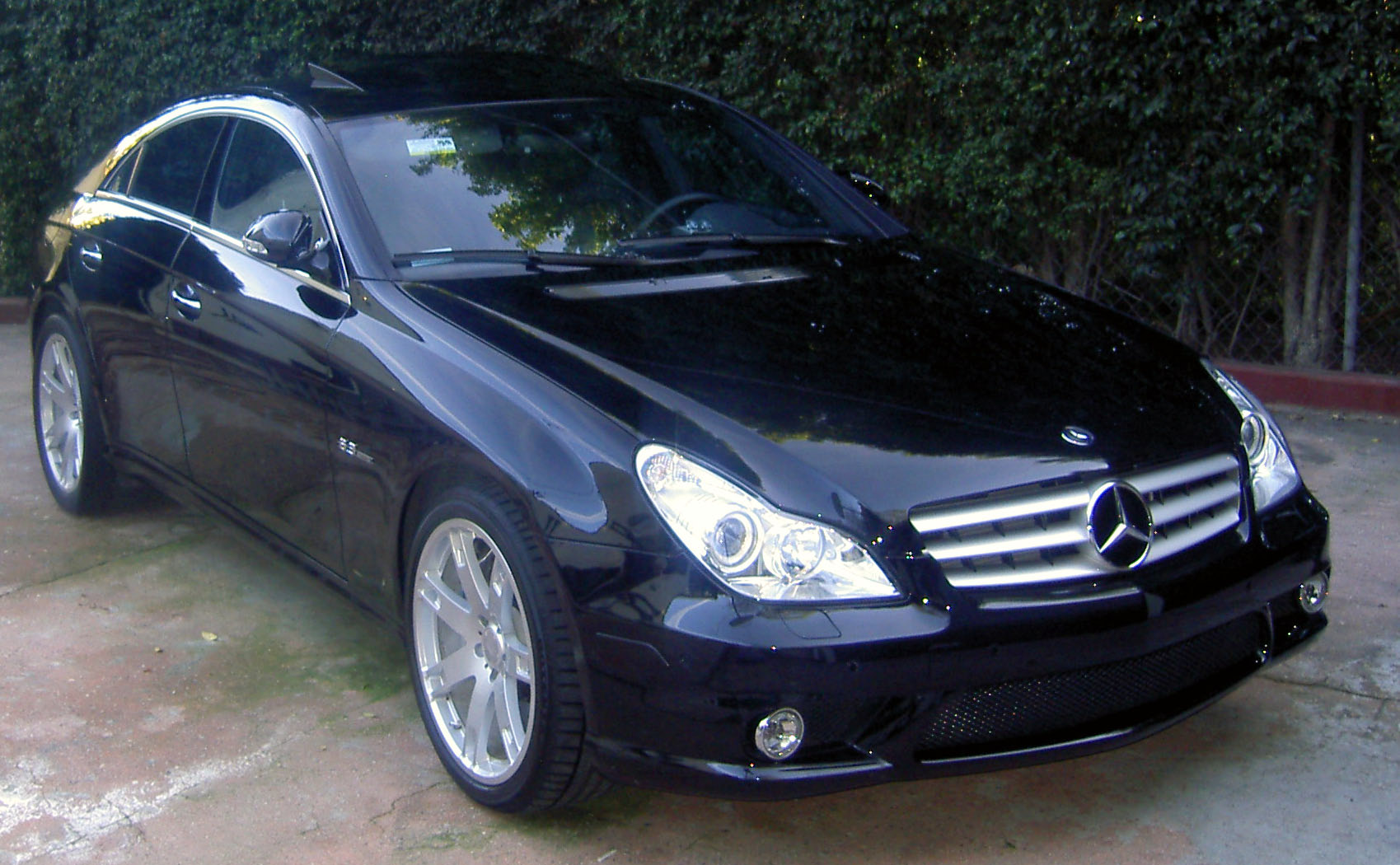 stock 2007 mercedes benz cls63 amg 030 1 4 mile trap. Black Bedroom Furniture Sets. Home Design Ideas
