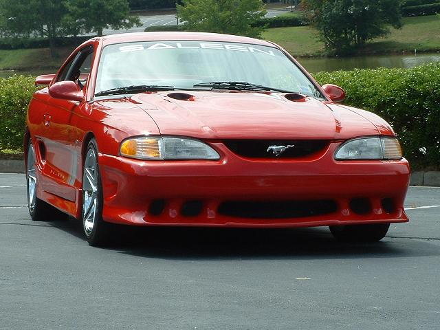 1996  Ford Mustang Saleen picture, mods, upgrades