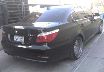 2008  BMW 535i JB2HR picture, mods, upgrades