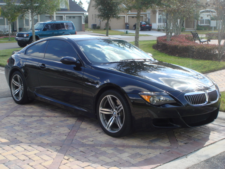 2007  BMW M6  picture, mods, upgrades