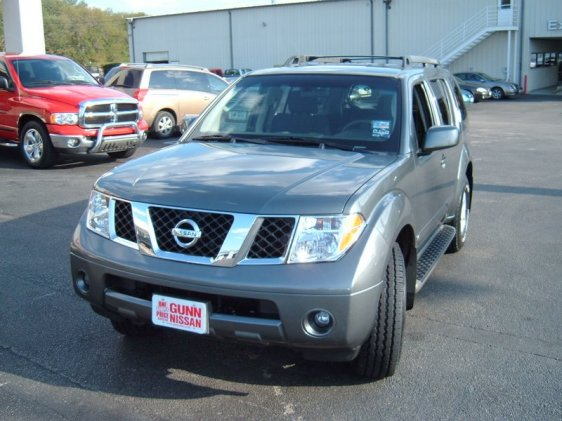 2005  Nissan Pathfinder SE 2WD picture, mods, upgrades