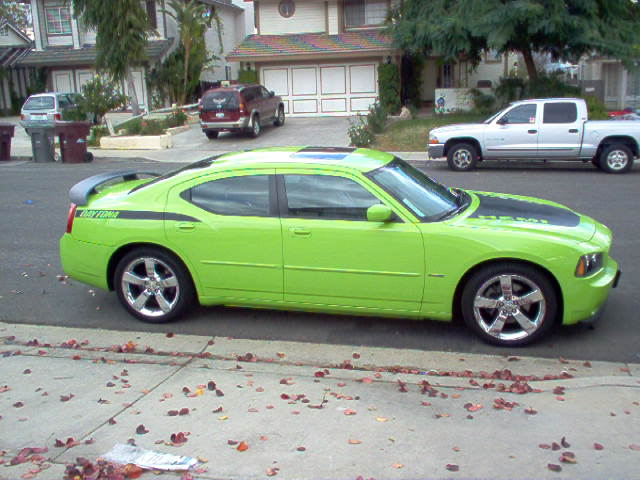 2007 Dodge Charger RT Daytona Sublime