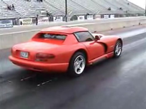 1994 Dodge Viper RT/10 Dynomax Exhaust