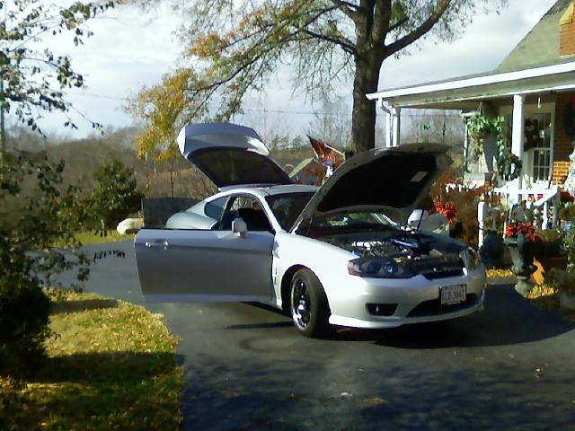 2006 hyundai tiburon se 1 8 mile drag racing timeslip 0 60. Black Bedroom Furniture Sets. Home Design Ideas