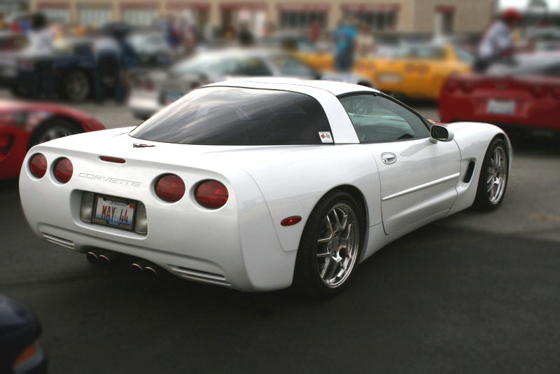1997 Chevrolet Corvette Automatic Coupe