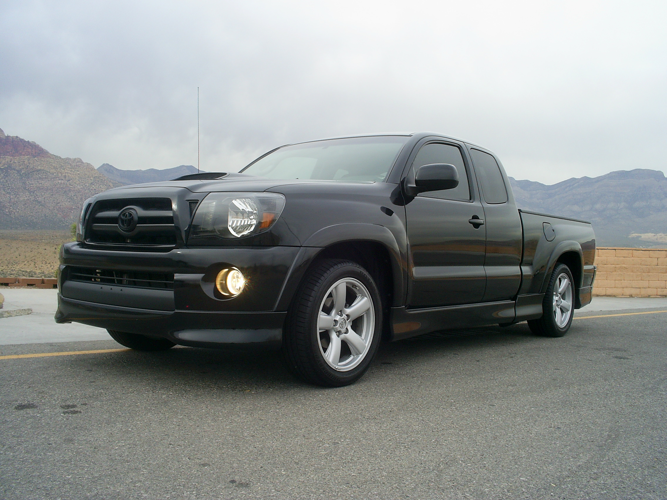 2007  Toyota Tacoma X-Runner picture, mods, upgrades