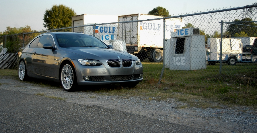 2007  BMW 335i JBS2H 6MT picture, mods, upgrades