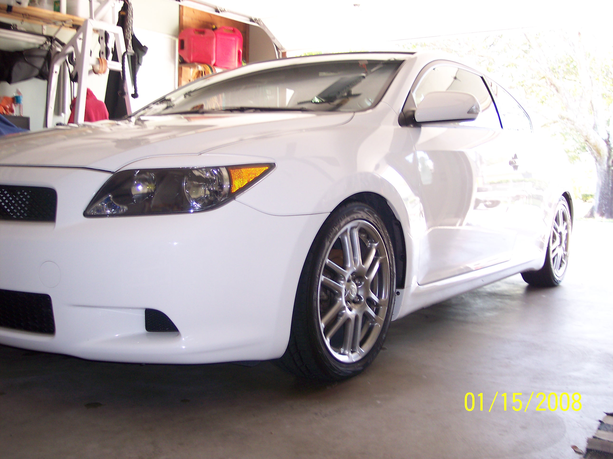 2007 Scion tC Nitrous