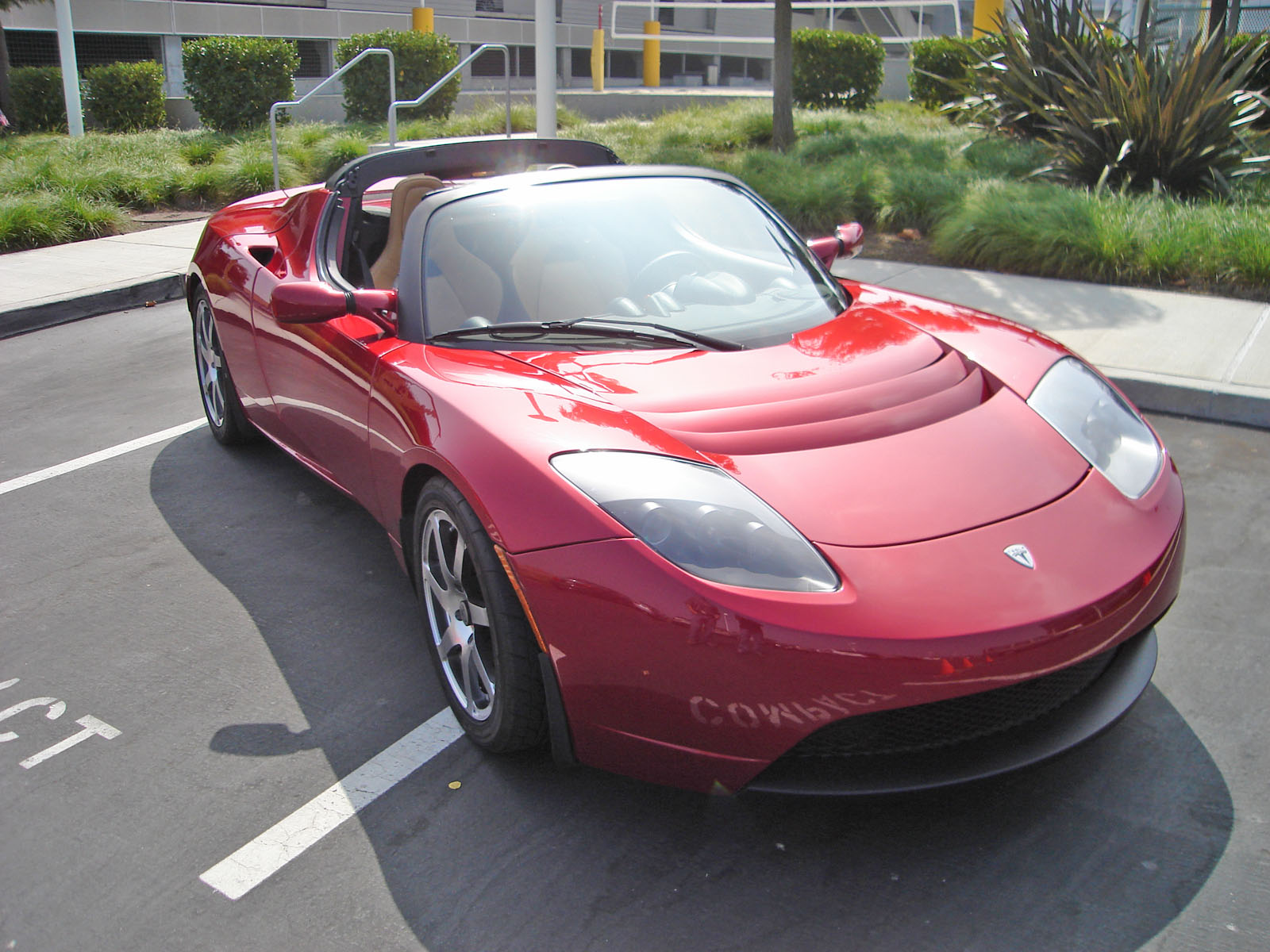 2008  Tesla Roadster  picture, mods, upgrades