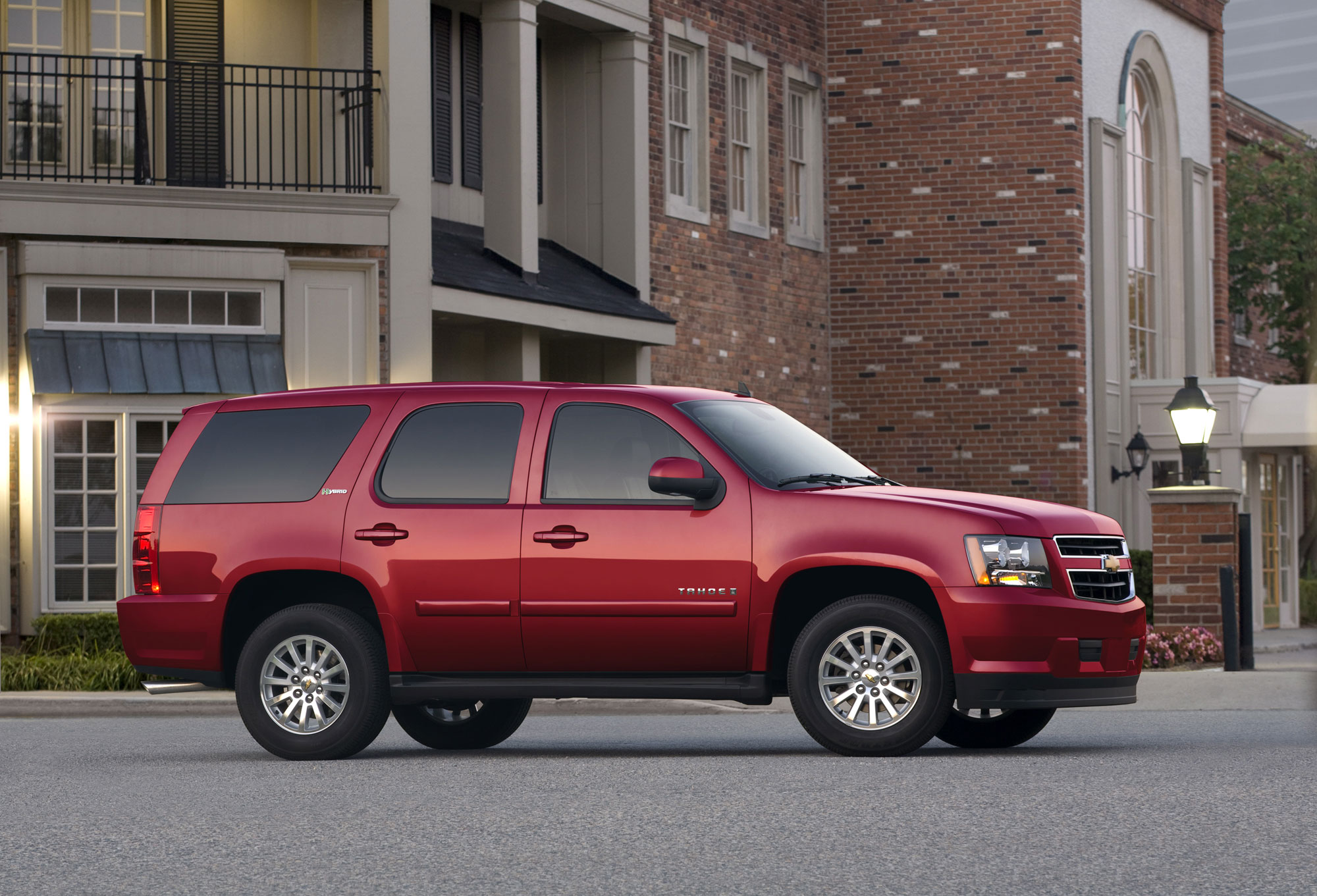 2008  Chevrolet Tahoe Hybrid picture, mods, upgrades