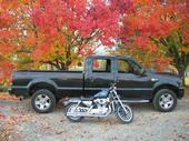 2005  Ford F350 harley davidson picture, mods, upgrades