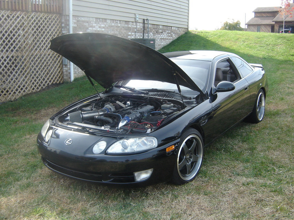 1993  Lexus SC300  picture, mods, upgrades