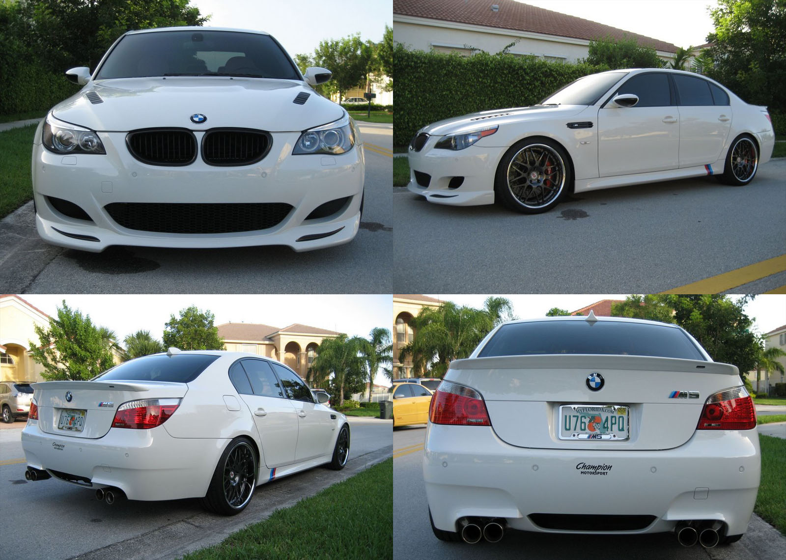 2006 BMW M5 ASR 14 mile Drag Racing timeslip specs 060