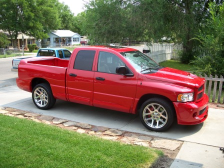 2005 Dodge Ram Srt10 Quad Cab 1 4 Mile Drag Racing Timeslip Specs 0