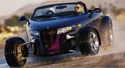 2000  Plymouth Prowler Hennessey GTX picture, mods, upgrades