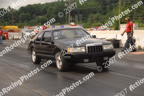 1991 Lincoln Mark Vii Se 1 4 Mile Trap Speeds 0 60 Dragtimes Com