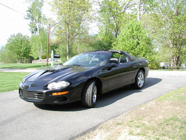 1999  Chevrolet Camaro SS picture, mods, upgrades
