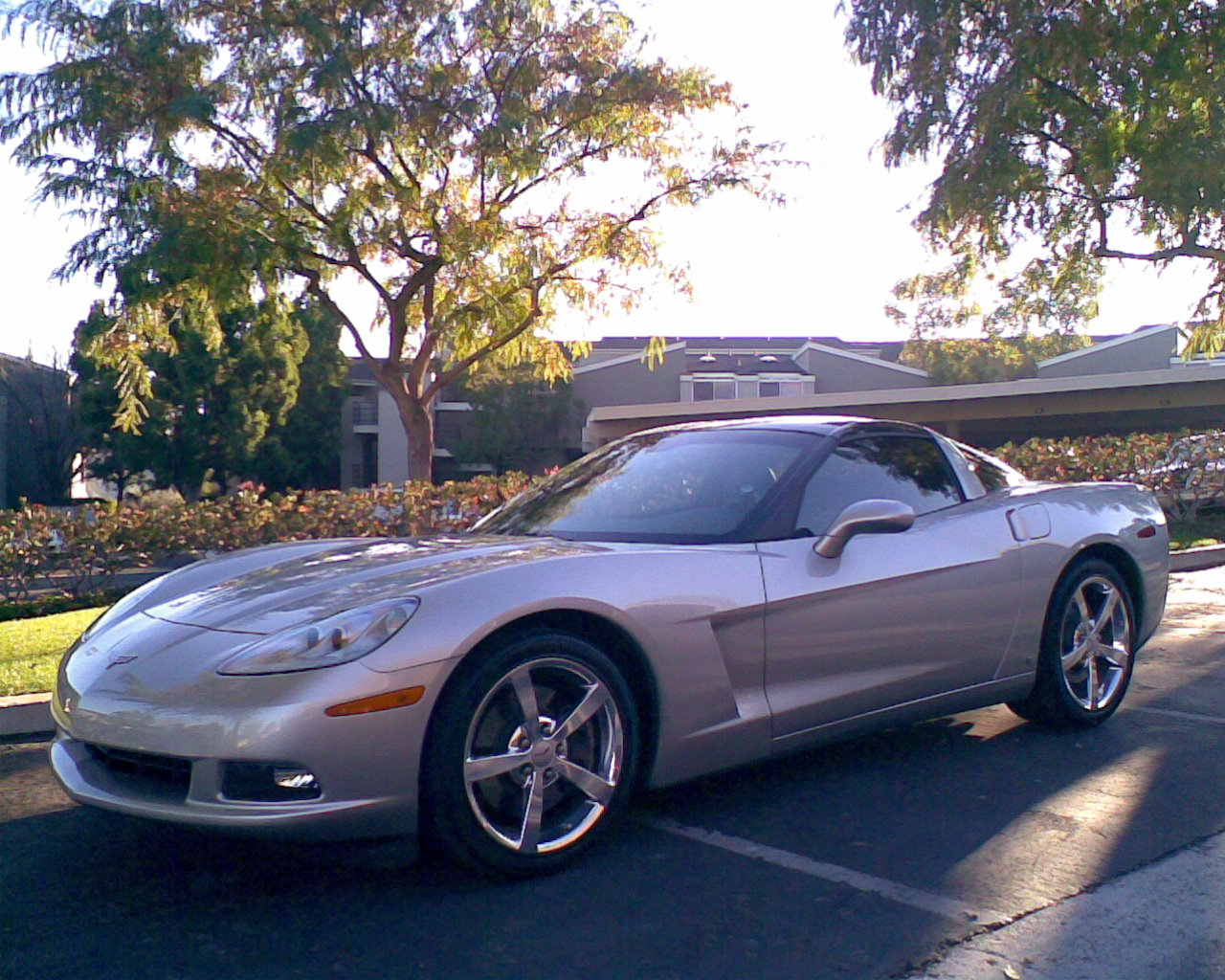 2008  Chevrolet Corvette ls3 c6 picture, mods, upgrades