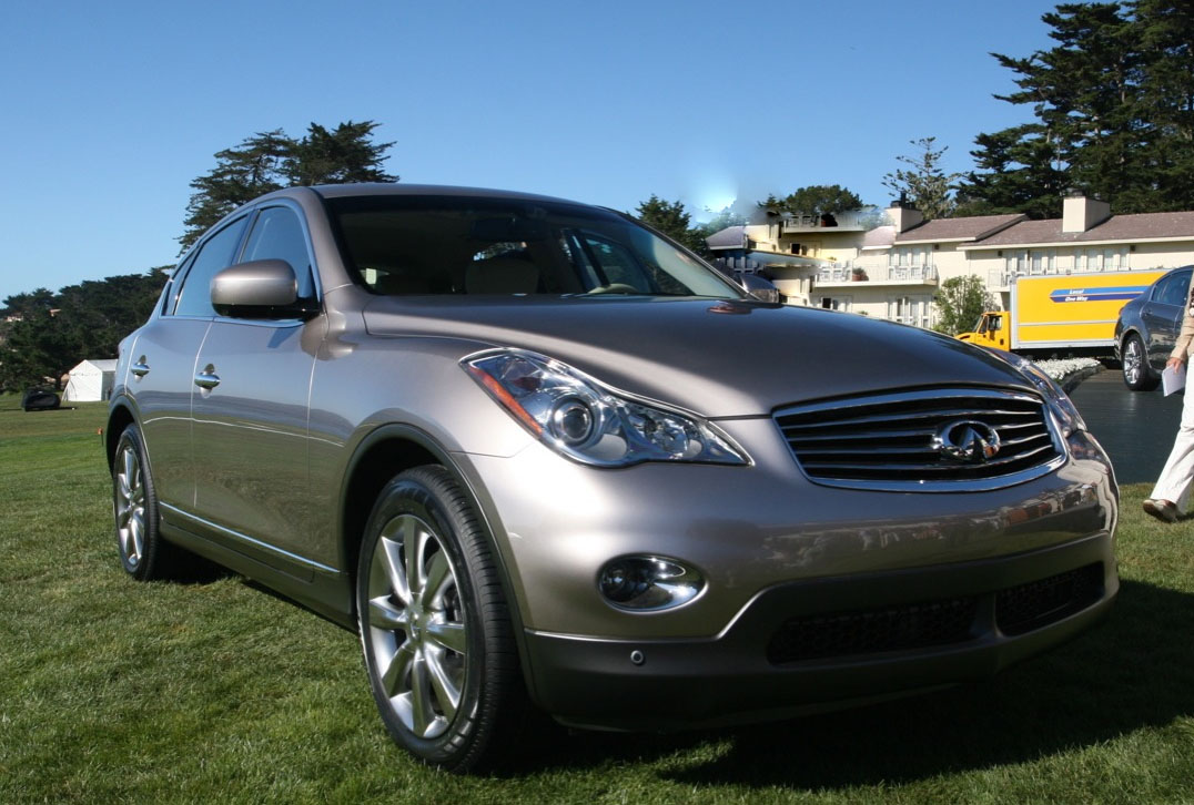 2008  Infiniti EX35 AWD Journey picture, mods, upgrades