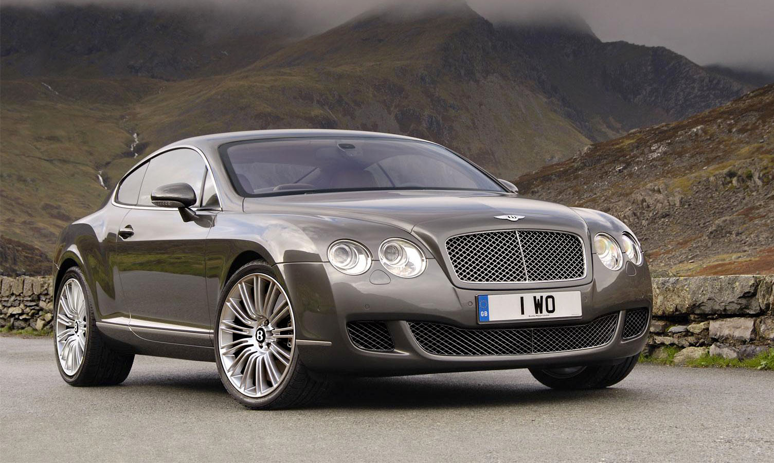 Bentley continental gt 0 60