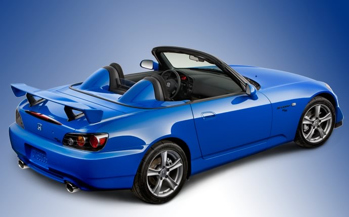 2008 Honda S2000 wallpaper