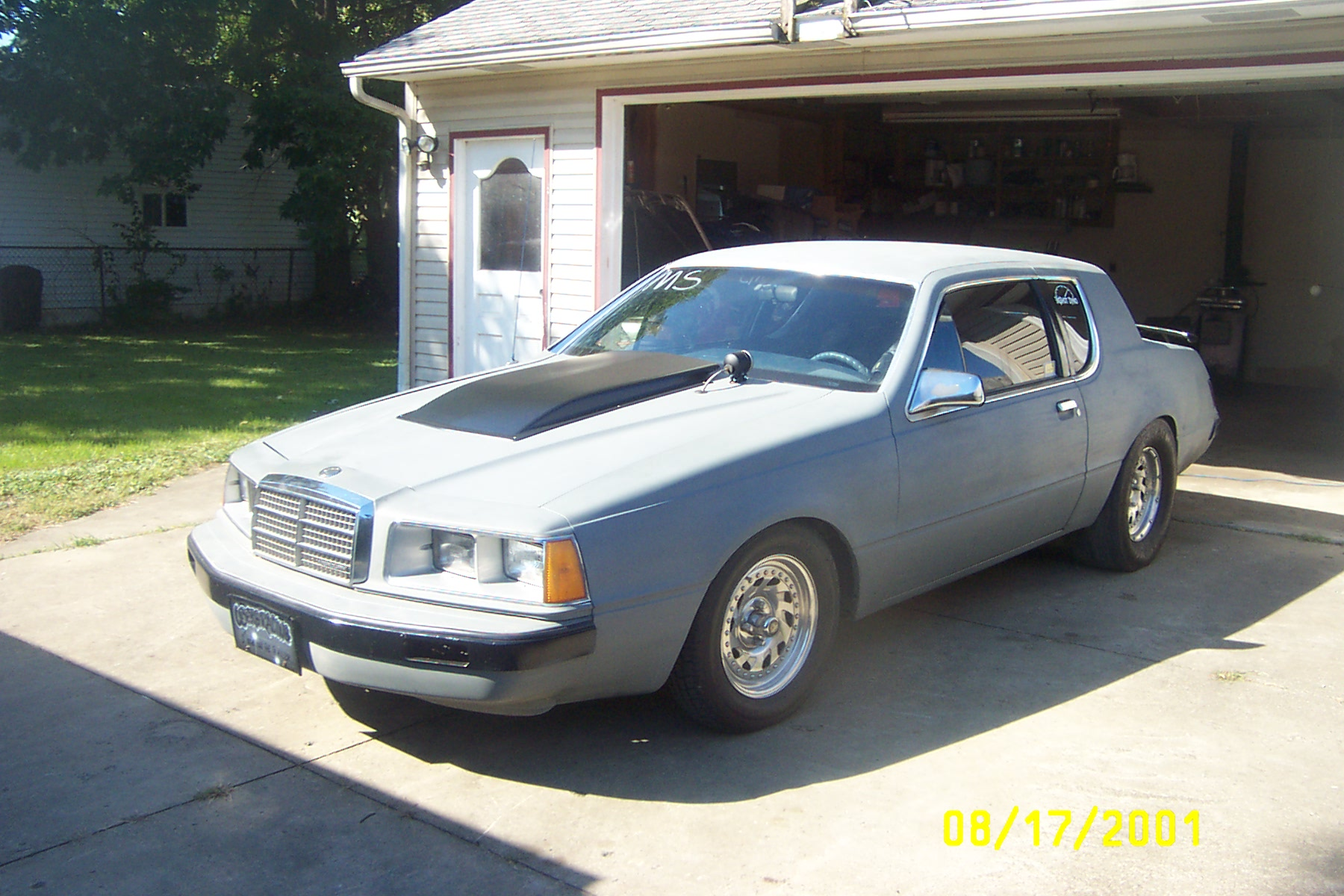 1984  Mercury Cougar lx picture, mods, upgrades