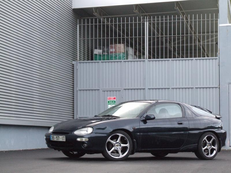 You can vote for this Mazda MX3 V6 to be the featured car of the month on
