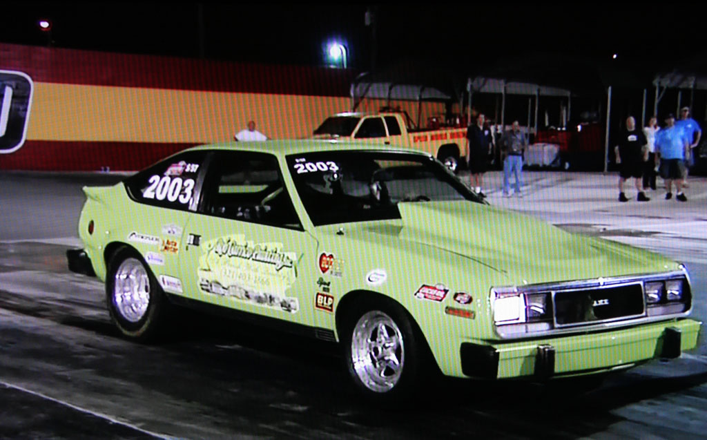 1979 AMC Spirit Robbie Carrico