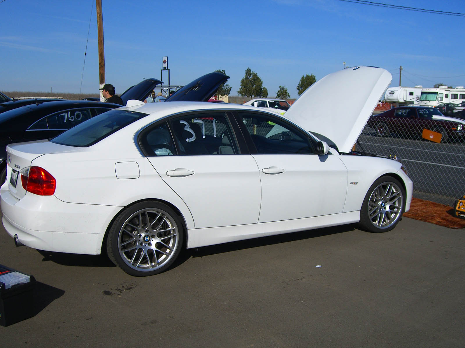 2007  BMW 335i JB2HR Steptronic Sedan picture, mods, upgrades