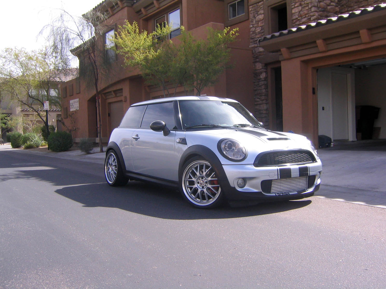 2007  Mini Cooper S picture, mods, upgrades