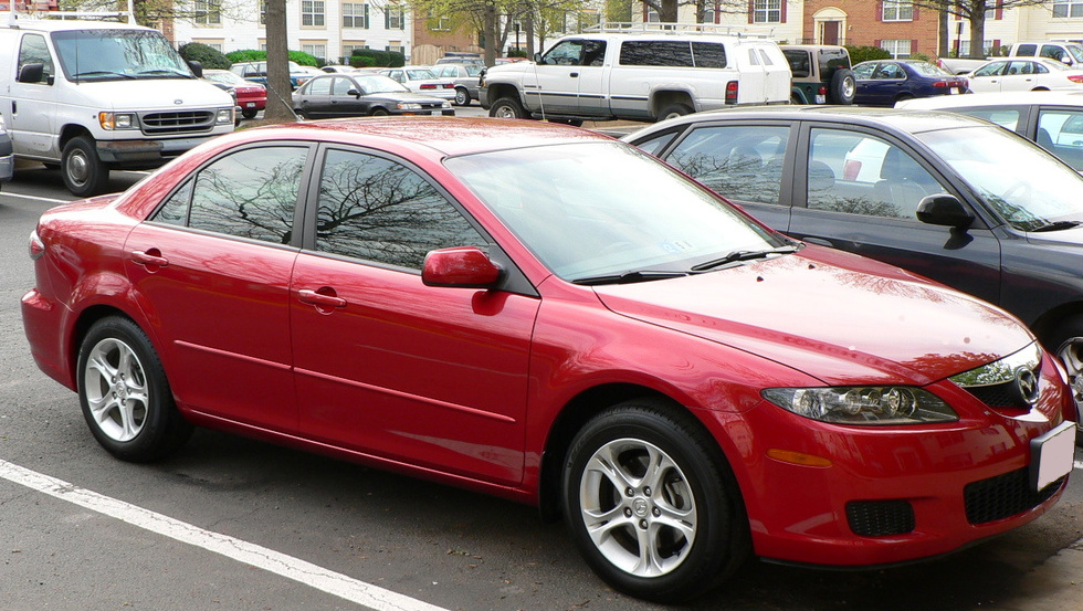 2006  Mazda 6 i mtx picture, mods, upgrades