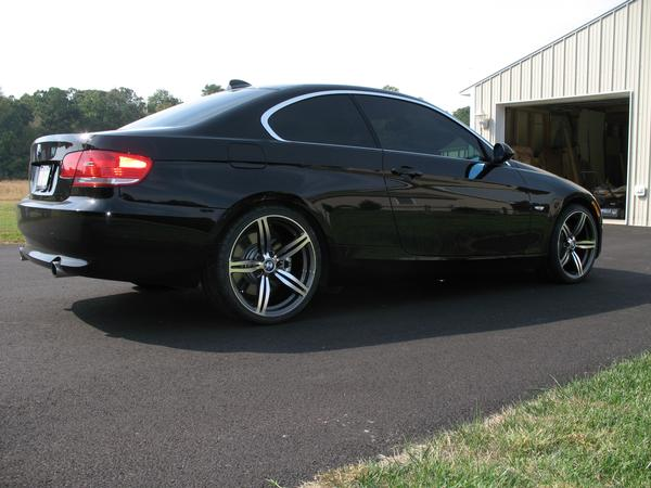stock 2007 bmw 335i coupe 1 4 mile drag racing timeslip specs 0 60. Black Bedroom Furniture Sets. Home Design Ideas