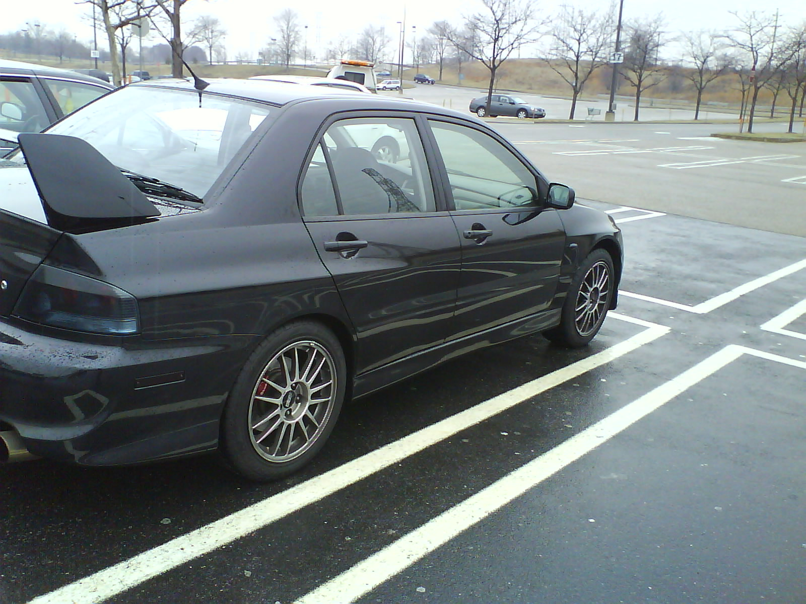 2006  Mitsubishi Lancer EVO  picture, mods, upgrades