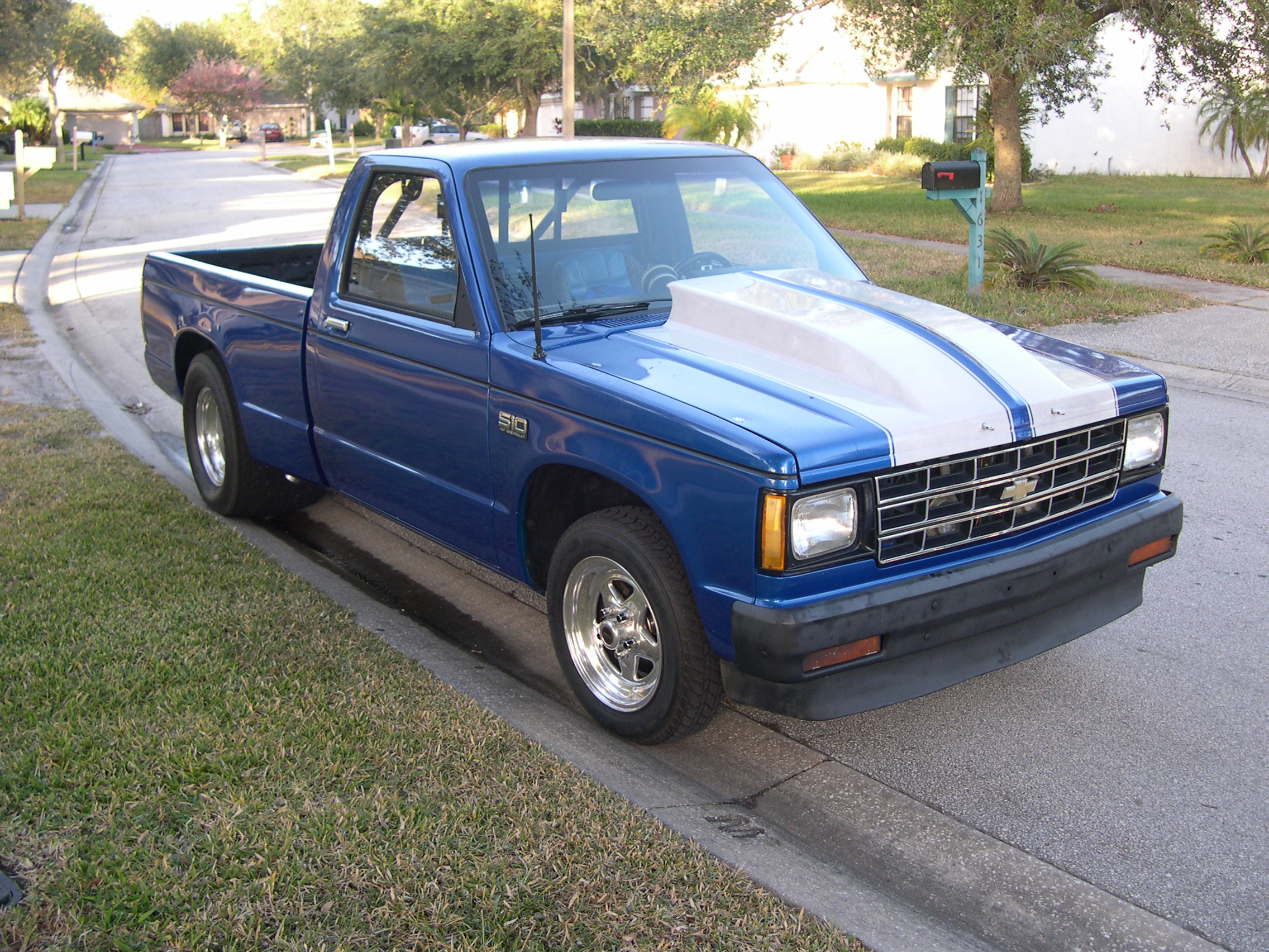 1988  Chevrolet S10 Pickup  picture, mods, upgrades