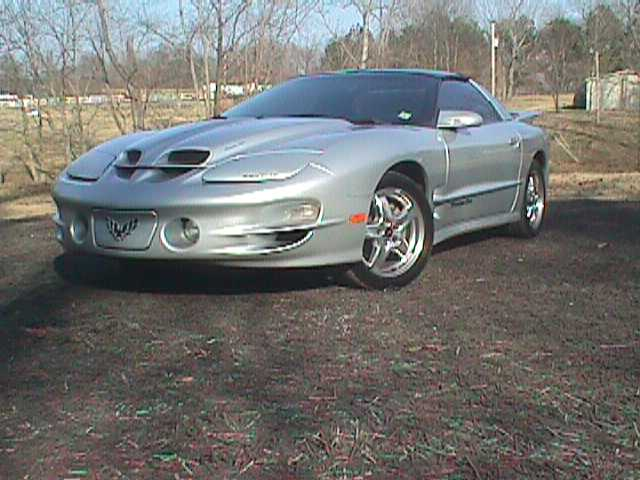 2002  Pontiac Trans Am WS6 picture, mods, upgrades