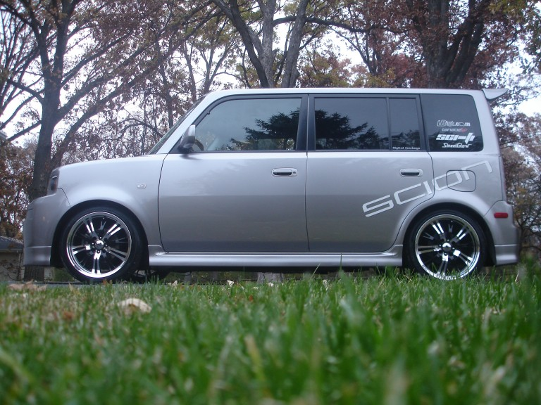 2006  Scion xB  picture, mods, upgrades