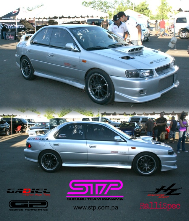 2000  Subaru Impreza GT picture, mods, upgrades