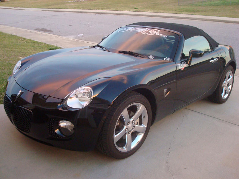 Do you like this car? You can vote for this Pontiac Solstice GXP to be ...