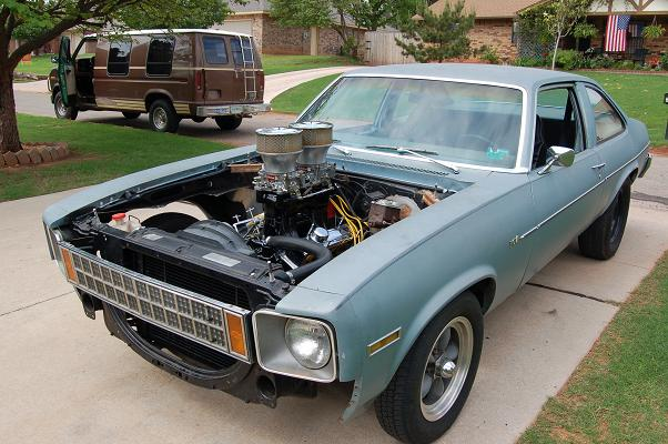 1978  Chevrolet Nova 2dr picture, mods, upgrades
