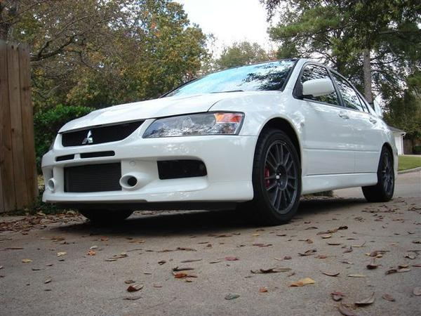 2006  Mitsubishi Lancer EVO MR picture, mods, upgrades