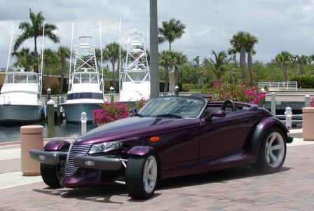 1997  Plymouth Prowler  picture, mods, upgrades