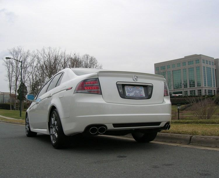 2007 Acura TL Type S 5AT · TL Videos. Number of Votes: 7