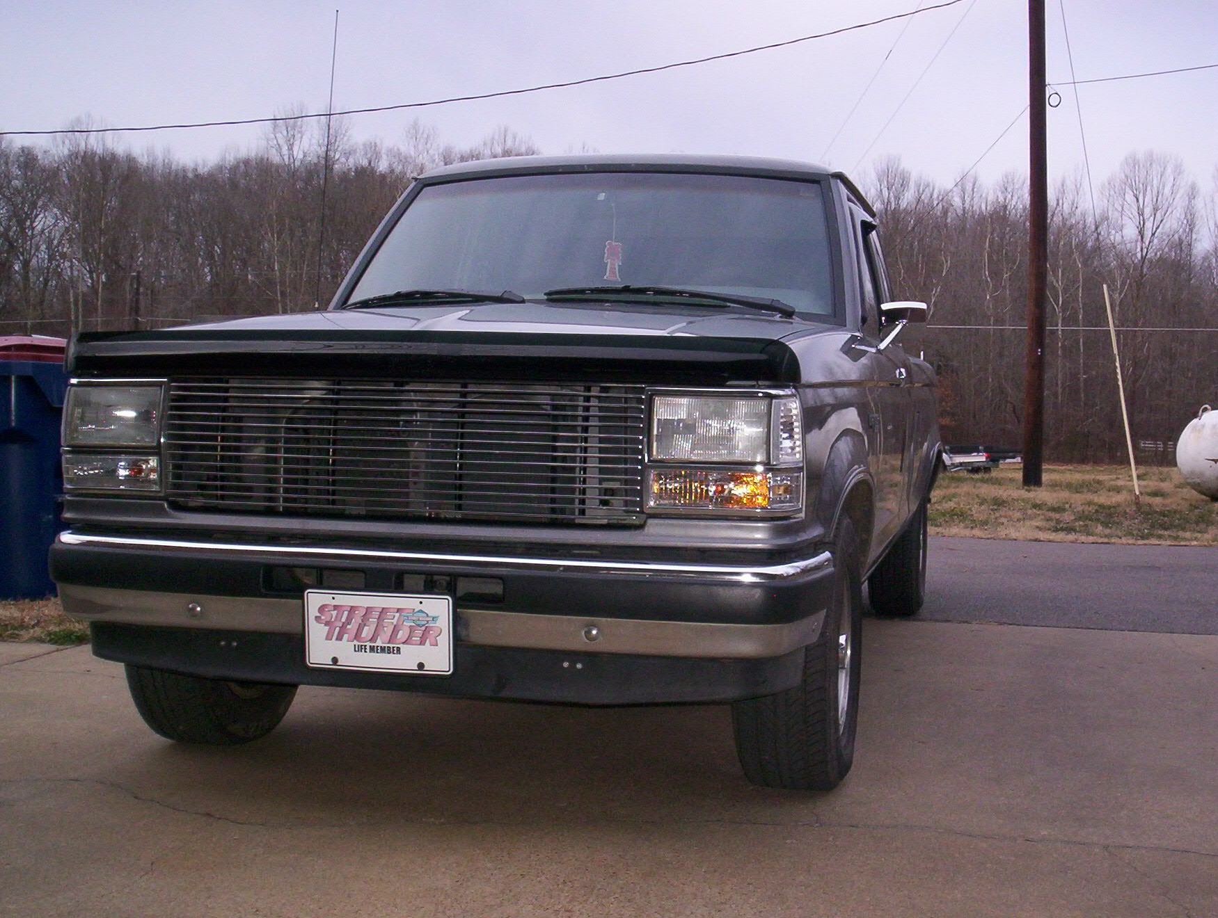 1991  Ford Ranger XLT Supercab picture, mods, upgrades