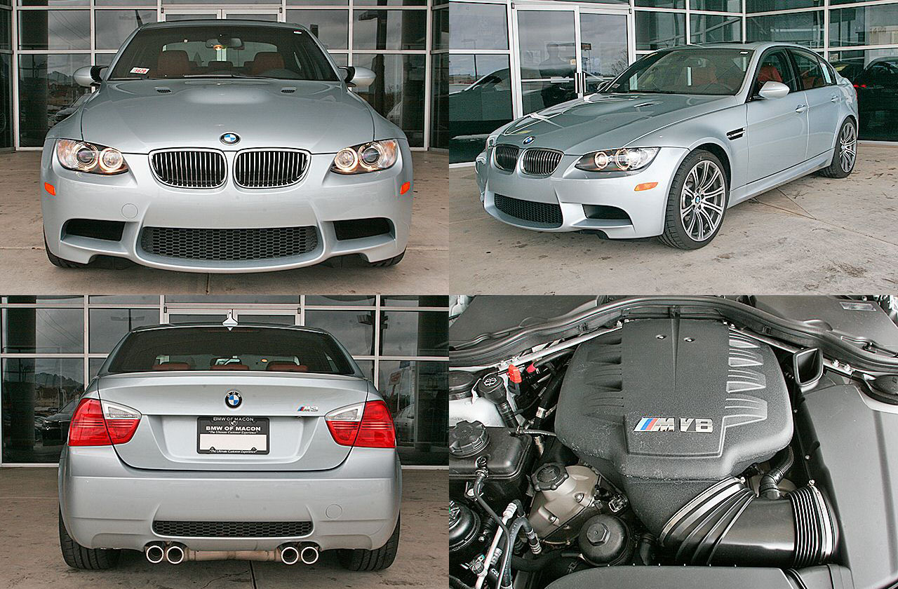 BMW M3 Coupe 2 door 2007 USED Cars